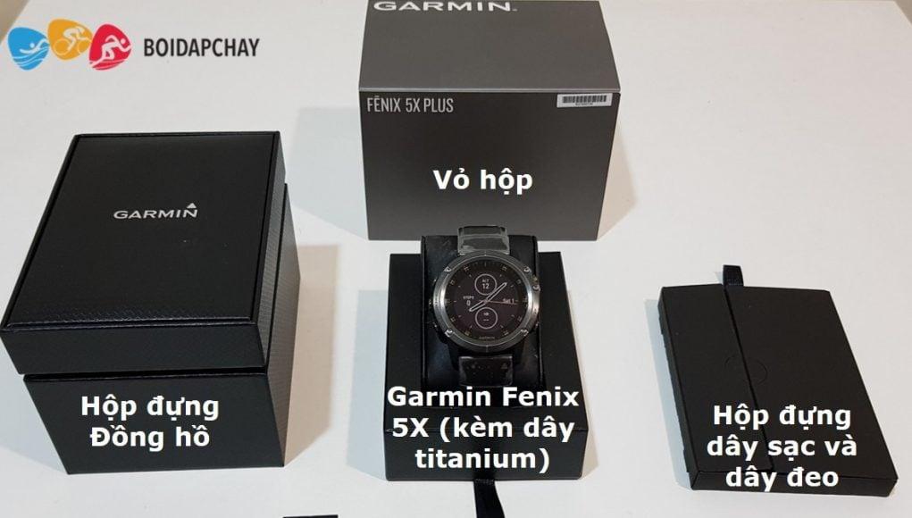 Fenix 5/5S/5X Plus: trải nghiệm và review - BoiDapChay com