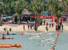 Ảnh: Sunset Bay Triathlon